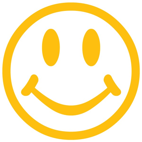 Smiley face happy face clip art smiley clipart image 5