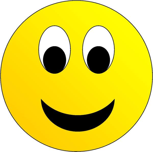 Smiley face happy face smiley happy smiling clip art at vector