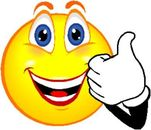 Smiley faces clip art and cartoon on