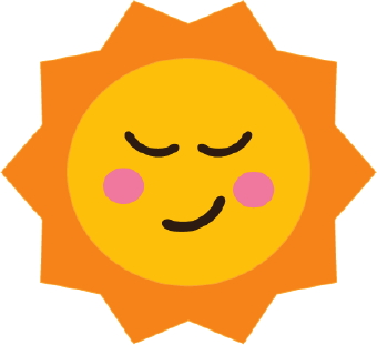 Smiling sun clipart free images 2