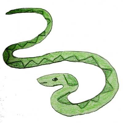 Snake clip art adiestradorescastro clipart image 1 clipart