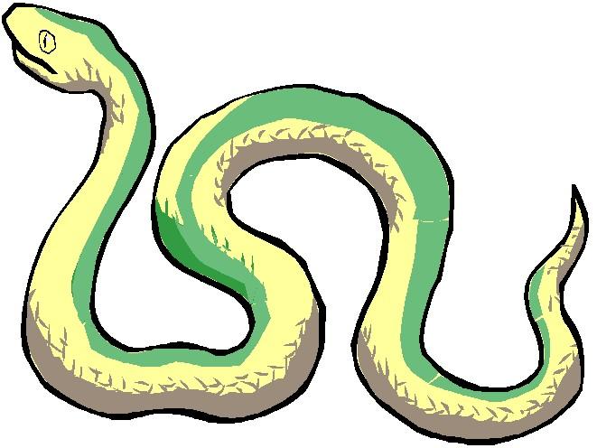 Snake clip art clipart 2