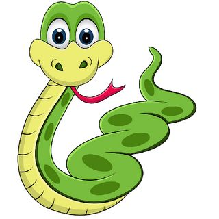 Snake clipart free images 4