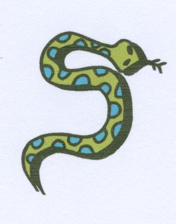 Snake clipart snake clipart fans 4
