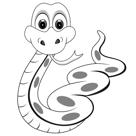 Snake clipart snake clipart fans 5