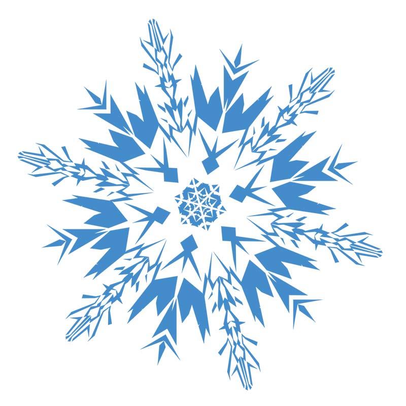 Snowflake clip art free tumundografico