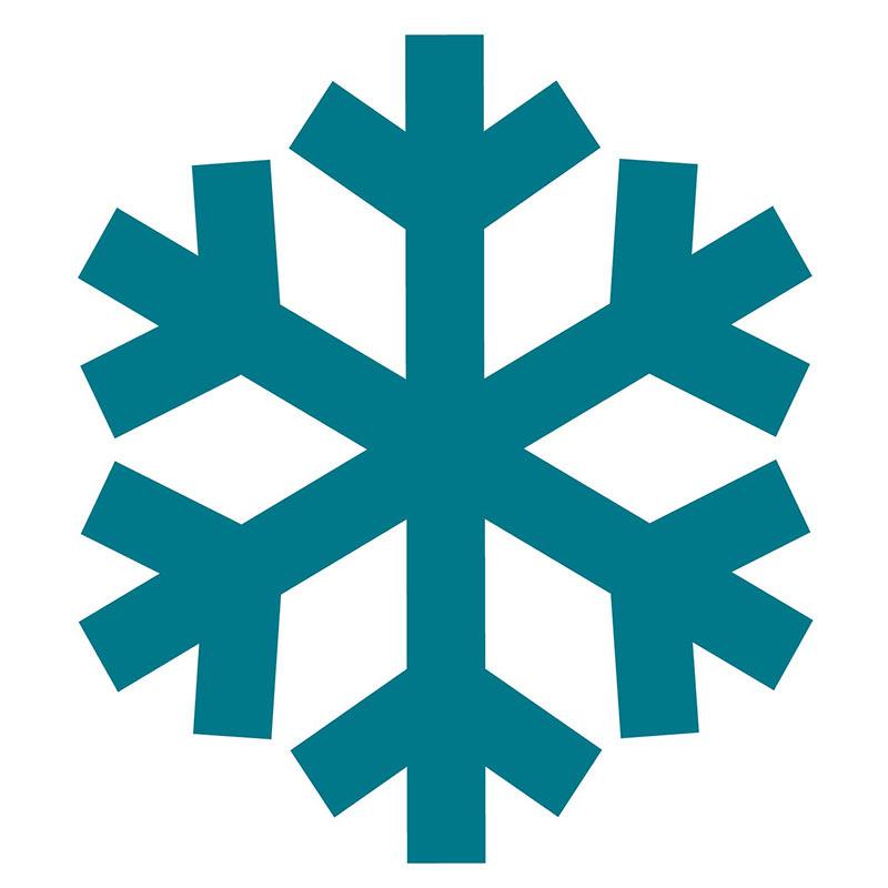 Snowflake clipart microsoft 2