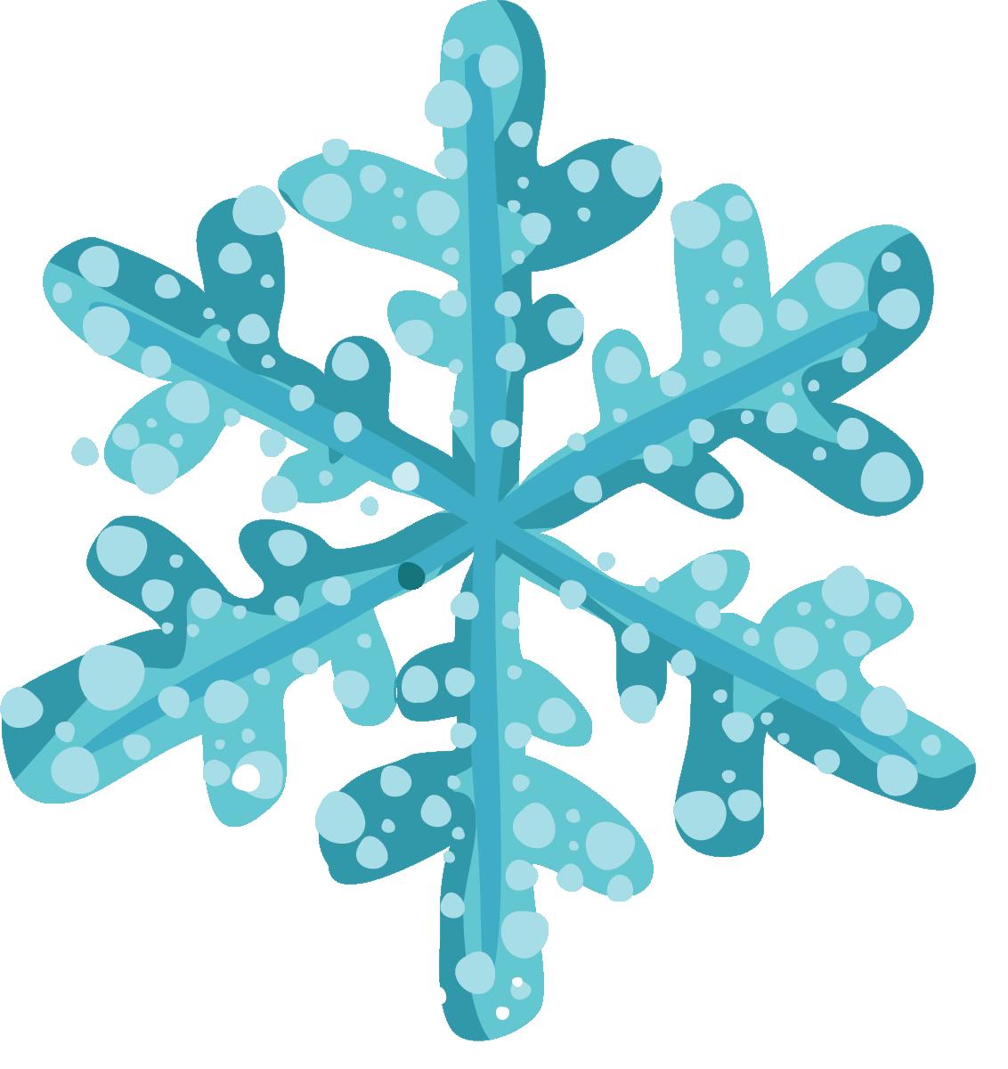 Snowflake clipart microsoft 3