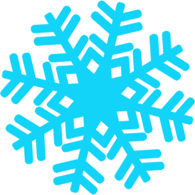 Snowflake clipart tumundografico 3