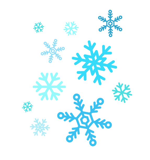 Snowflake free to use clipart