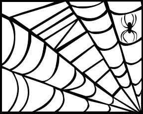 Spider web clip art clipart