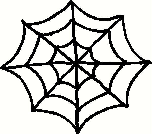 Spider web clip art tumundografico 2