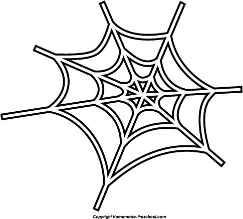 Spider web clip art tumundografico 5