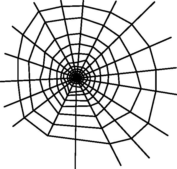 Spider web clipart 6 – Gclipart.com