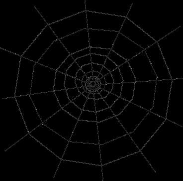Spider web spiders clip art clipart 3
