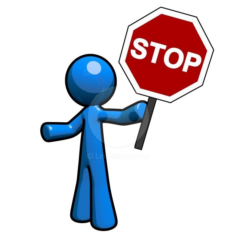Stop signs clip art tumundografico 2