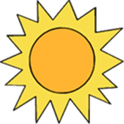 Sun clip art dr odd