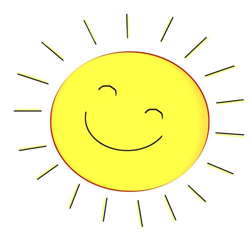 Sun clip art free clipart images 2