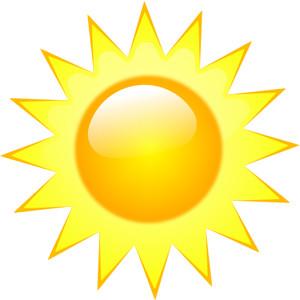 Sun clip art free clipart images