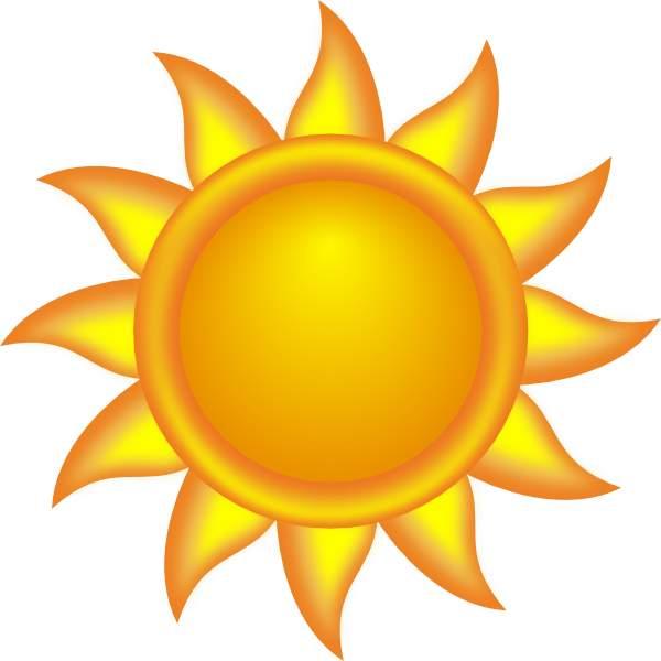 Sun clip art tumundografico