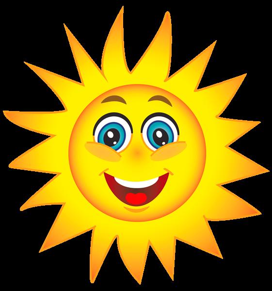 Sun clipart 0