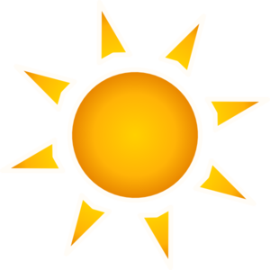 Sun clipart free images 2