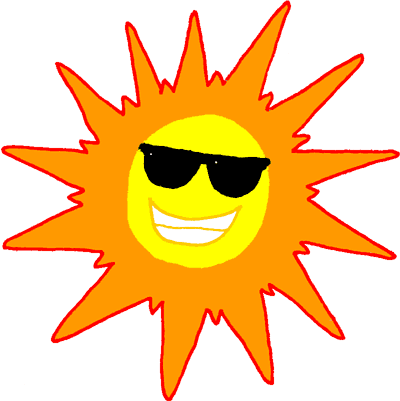 Sun clipart free images 5