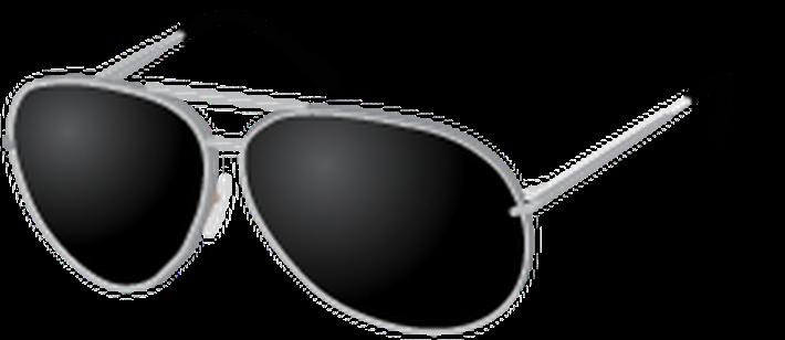 Sun glasses clip art 4