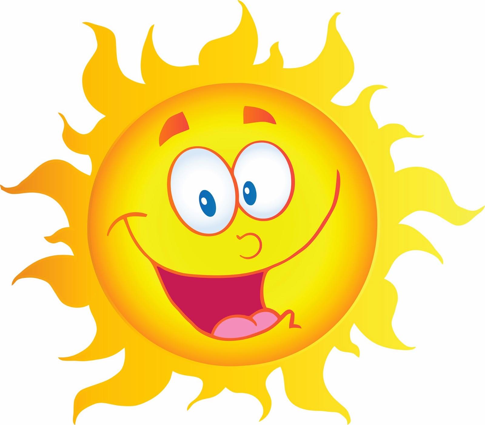Sun picture clip art