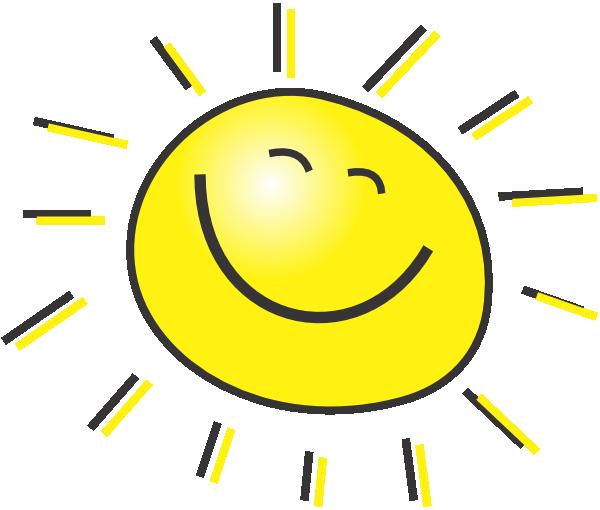 Sun with sunglasses 8