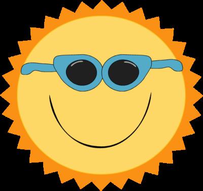 Sun with sunglasses clipart clip art clipartfox 3