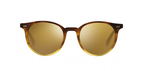 Sun with sunglasses oliver peoples men