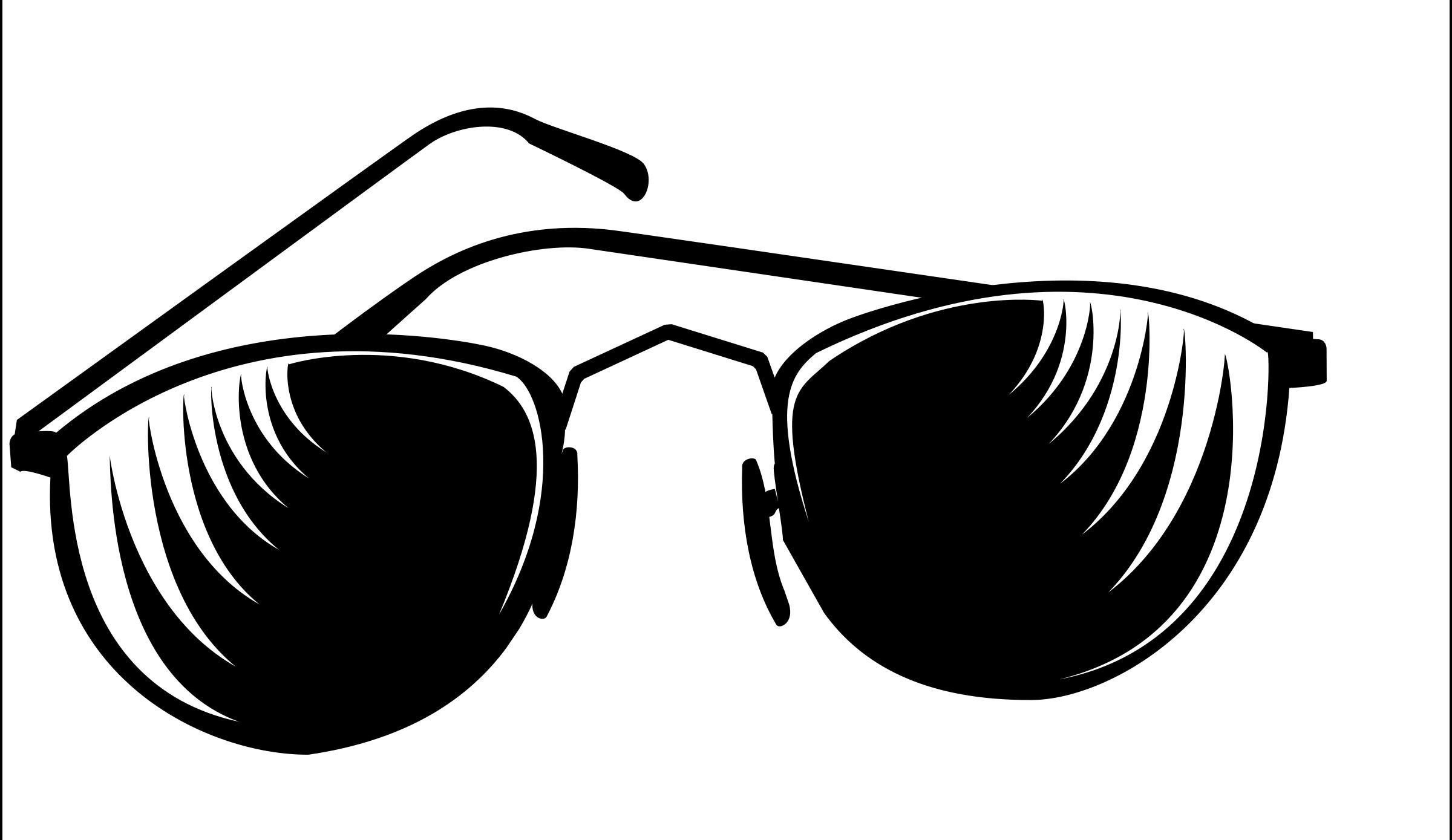 Sunglasses glasses clip art 2
