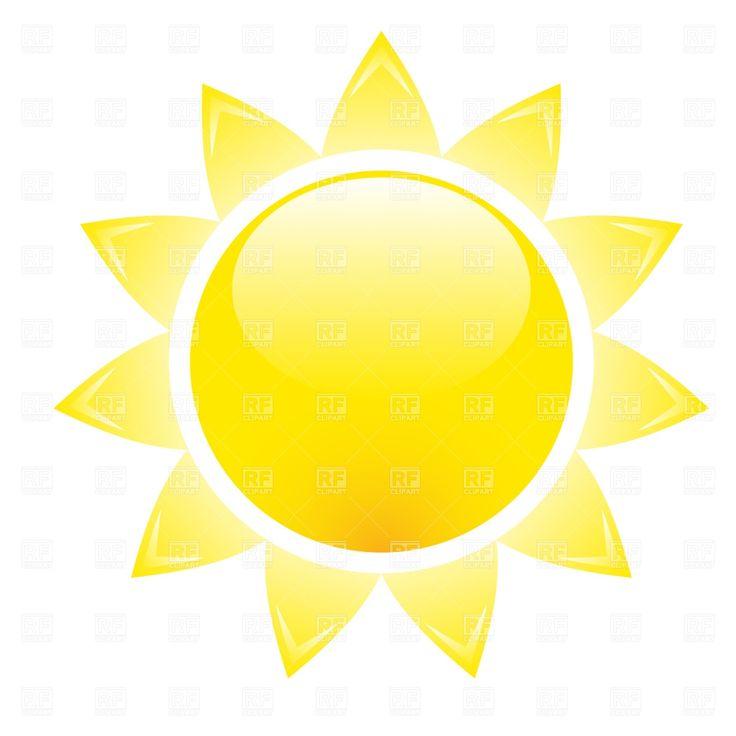 Sunshine free clip art