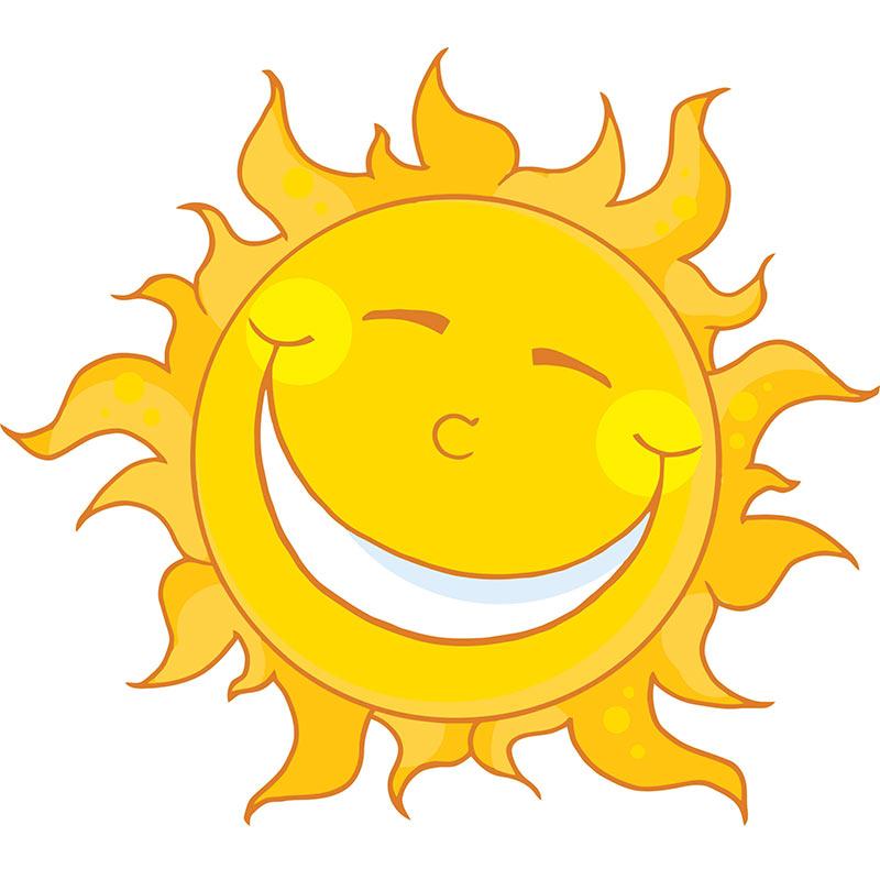 Sunshine sun clip art images 2 clipartbold