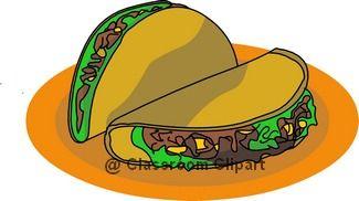 Taco clip art clipart free 3