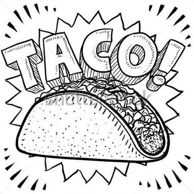 Taco clip art download 5