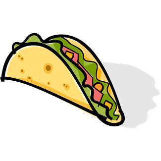 Taco clip art download image