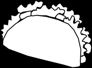 Taco clip art taco image clipart