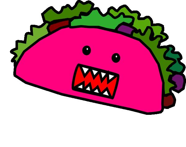 Taco clip art taco image mexican clipart 2