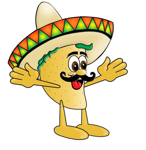 Taco clip art taco image mexican clipart