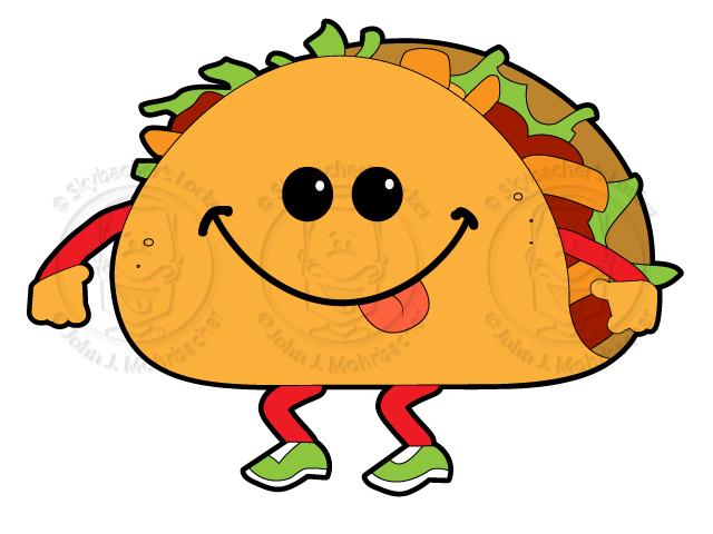 Taco clipart 3