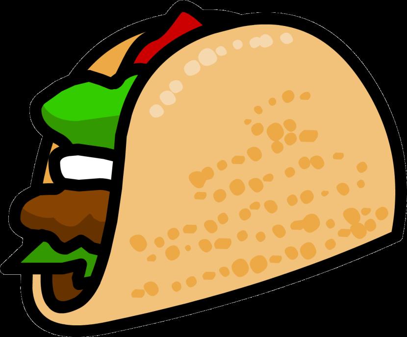 Taco clipart 5