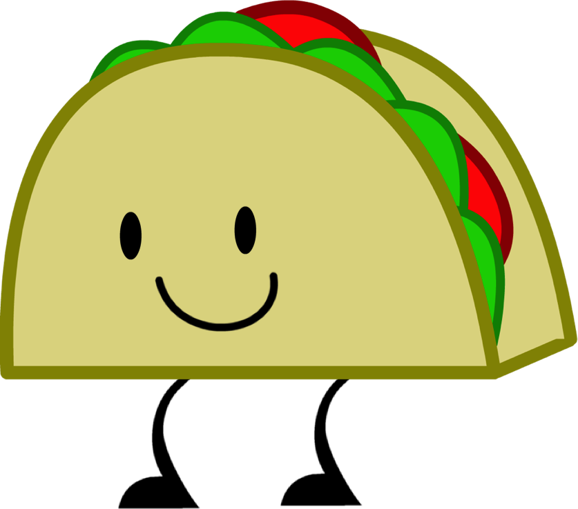 Taco clipart free clipart