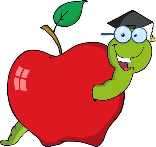 Teacher apple clipart tumundografico 3