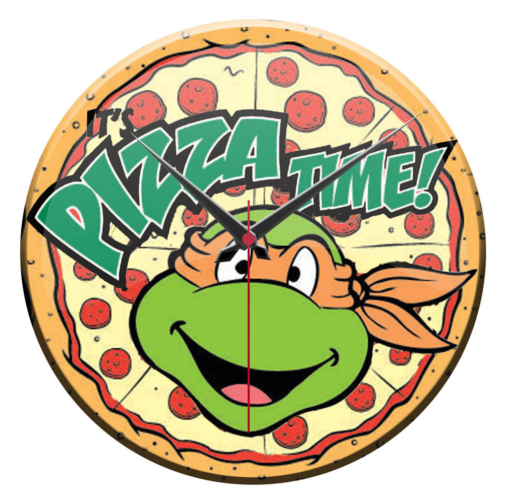 Teenage mutant ninja turtles pizza clipart