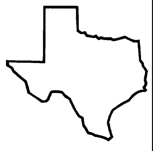 Texas outline for tattoo bhs flickr