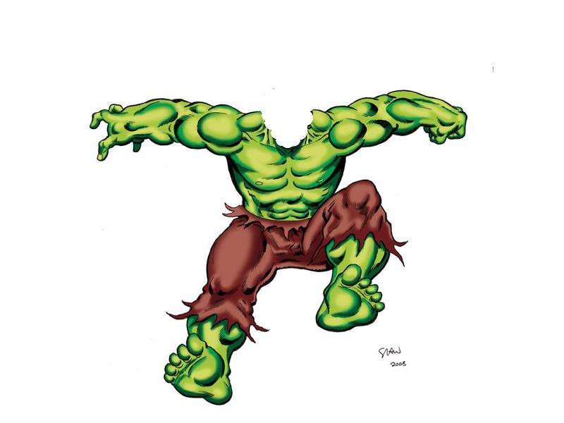 The hulk clip art clipartfox 2