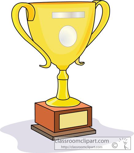 Trophy clip art free clipart images 6