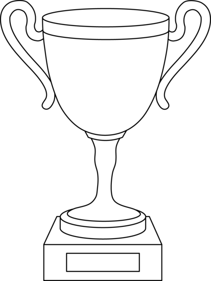 Trophy clipart 4 image 2